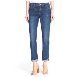 Frame Le Garcon Skinny Boyfriend Mentor Jeans